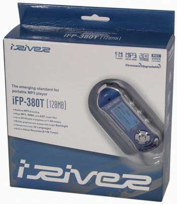 iRiver MP3-speler