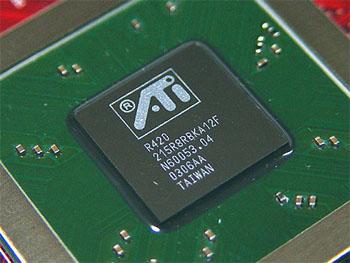 ATi R420 core