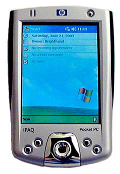 HP iPAQ 2210