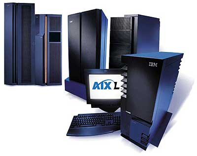 IBM pSeries met AIX