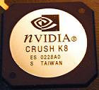 nVidia Crush K8-chipset