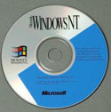 Windows NT cd (klein)