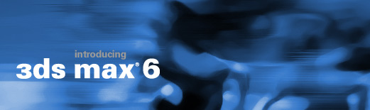 3ds max 6 logo