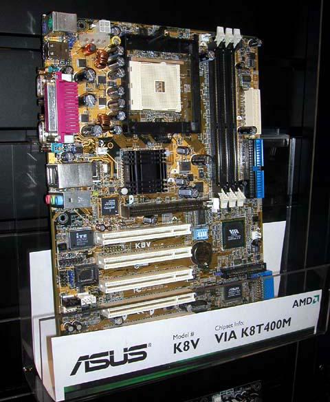 Asus K8V