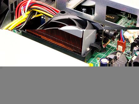 Apollo Appro 2128Hs rackmount - Opteron koeler + retention