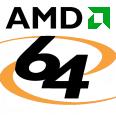 AMD 64 logo (vrij)