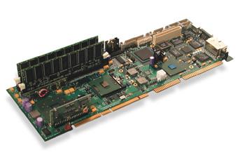 Diversified Technology LBC-9116 Pentium M insteekkaart