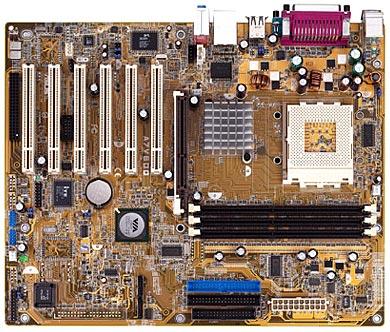 Asus A7V600 moederbord