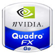 nVidia Quadro FX Go logo