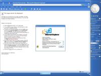 Windows Longhorn - Internet Explorer (klein)