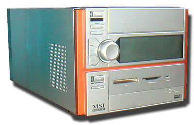MSI Mega PC (full zijkant)