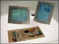 HP E-book prototypes