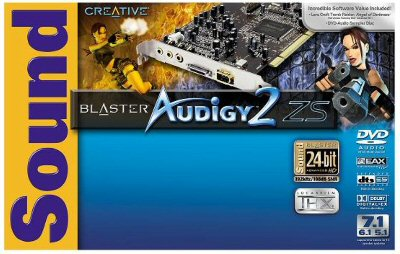 Creative Audigy 2 ZS