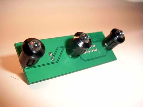 Matrix Orbital MX202 review - indicator LED bus