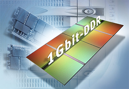 1-Gbit Double Data Rate (DDR) Synchronous DRAMs (SDRAM)