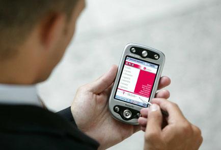 T-mobile MDA II