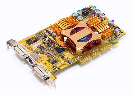 Asus GeForce V9560 FX5600 VideoSuite 128MB