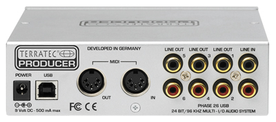 TerraTec Phase 26 USB