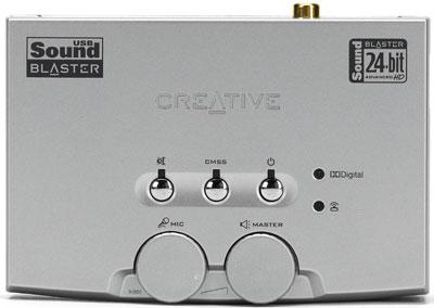 Creative Soundblaster Audigy 2 NX