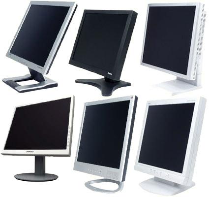Zes 19-inch LCDs