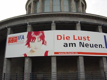 IFA 2003 billboard