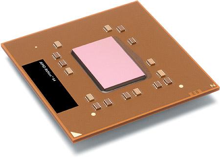 AMD Athlon 64 desktop replacement processor (groot)
