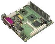 Lippert Pentium M mini-ITX-moederbord