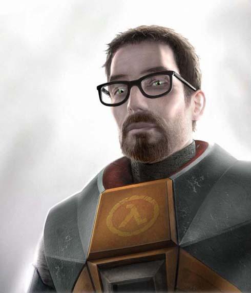 Half-Life: Gordon Freeman