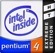 Pentium 4 Extreme Edition logo