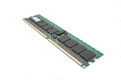Elpida DDR2 registered 1GB module