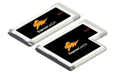 ExpressCard (groot en klein)