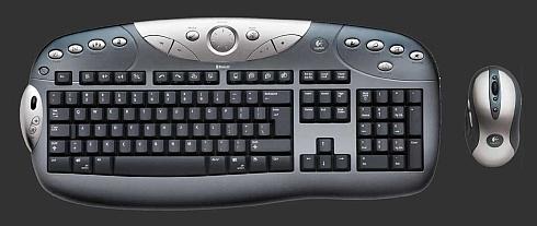 Logitech Cordless Desktop MX en MX900