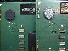 Fake AMD Athlon XP 2400+ (L11-bruggen)