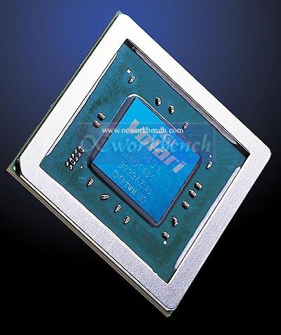 XGI Volari GPU