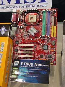MSI PT880