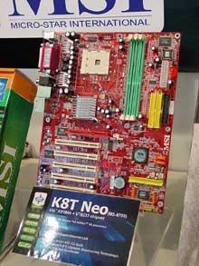 MSI K8T800