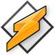 Winamp logo (normaal formaat)