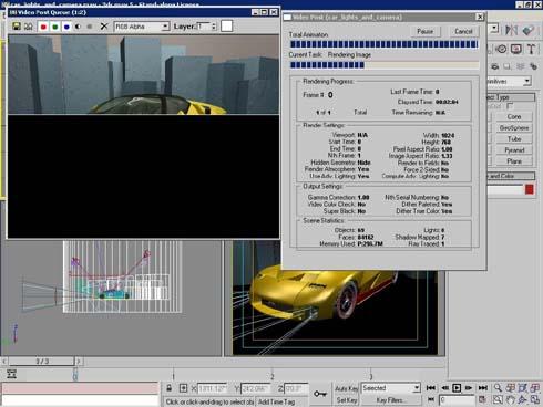 Bapco Sysmark 2004 Discreet 3D Studio Max 5.1 (klein)