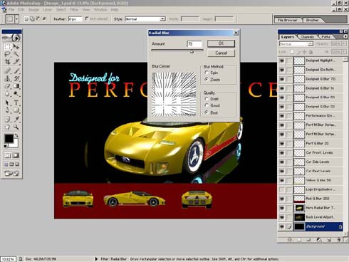 Bapco Sysmark 2004 Adobe Photoshop 7.01 (klein)