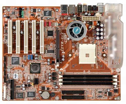 Abit K8V-MAX3-moederbord