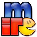 Fancy mIRC logo