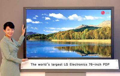 LG Electronics PDP
