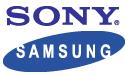 Sony Samsung logo