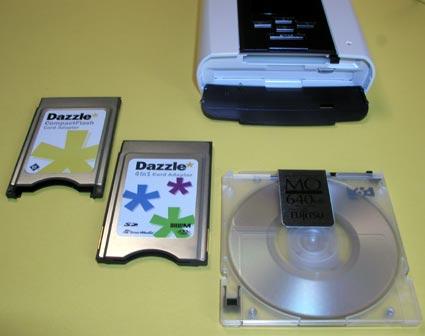 Fujitsu DynaMO 640U2 Photo