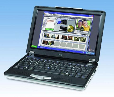 JVC MP-XP731 notebook