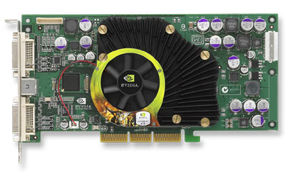 nVidia GeForce FX 5700 Ultra