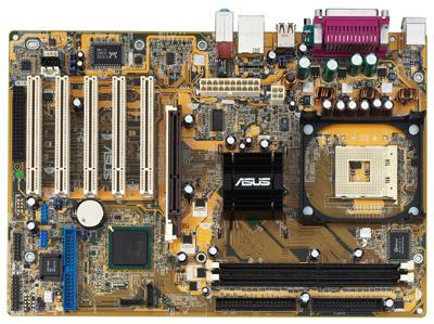 Asus P4P800S-moederbord