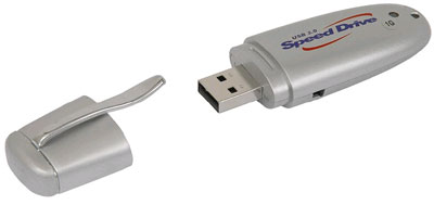 A-Data USB 2.0 Speed Drive