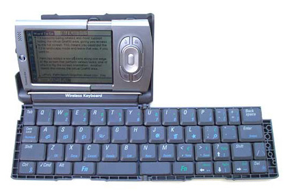 Palm Wireless Keyboard