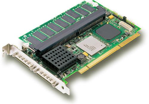 LSI Logic MegaRAID SCSI 320-2X
